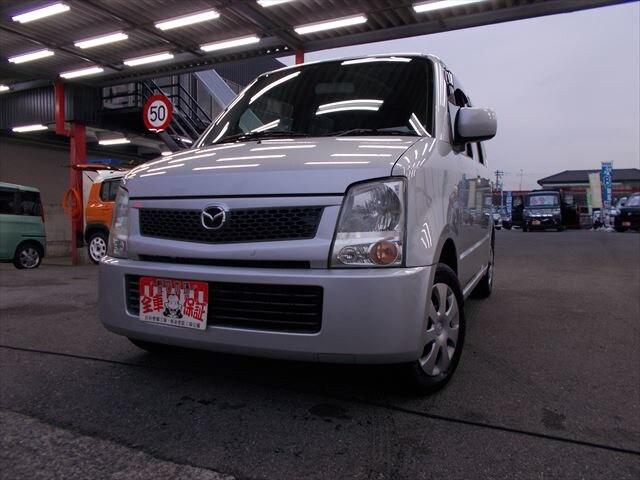 MAZDA / AZ-Wagon/ (UA-MJ21S)