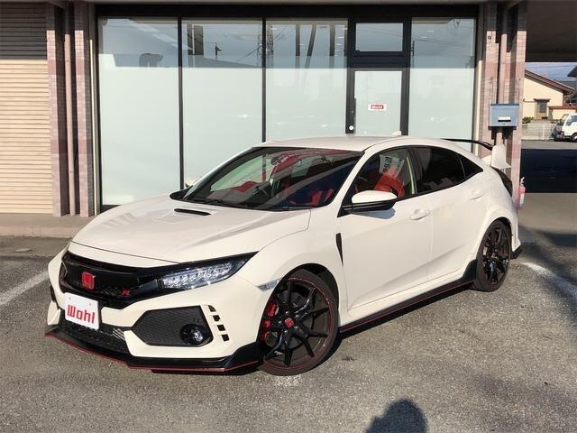 HONDA / Civic Type R (DBA-FK8)