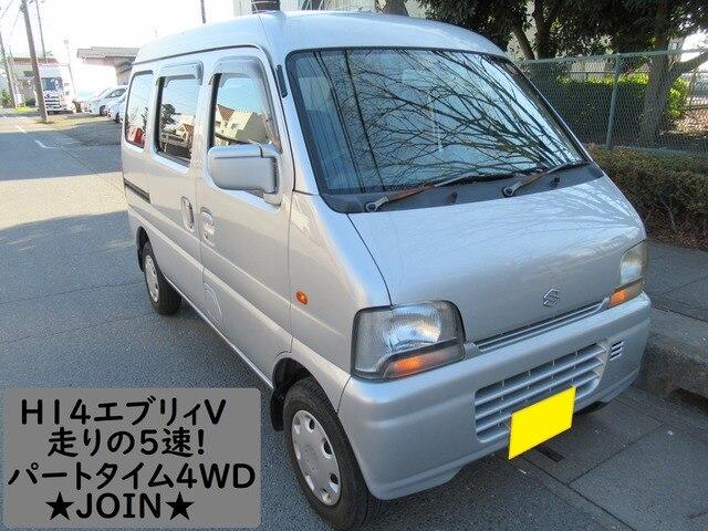 SUZUKI / Every (LE-DA62V)