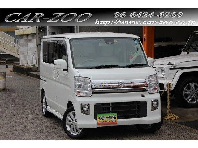 SUZUKI / Every Wagon (ABA-DA17W)
