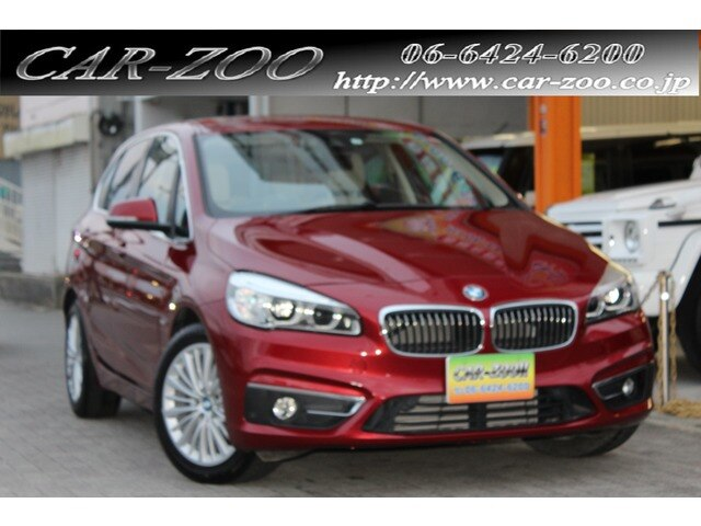 BMW / 2 Series (LDA-2C20)
