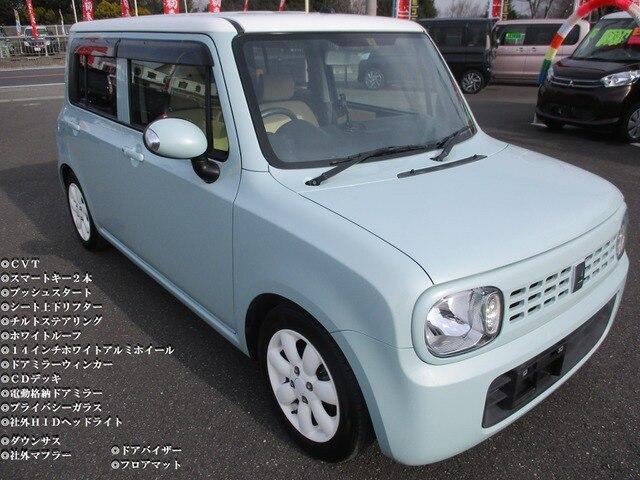 SUZUKI / Alto (DBA-HE22S)