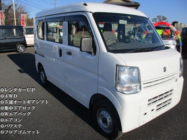 SUZUKI / Every/ (HBD-DA17V)