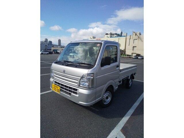 SUZUKI / Carry Truck (EBD-DA16T)