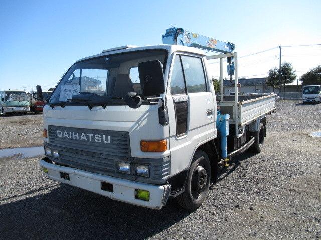 DAIHATSU / Delta Truck (U-V99)