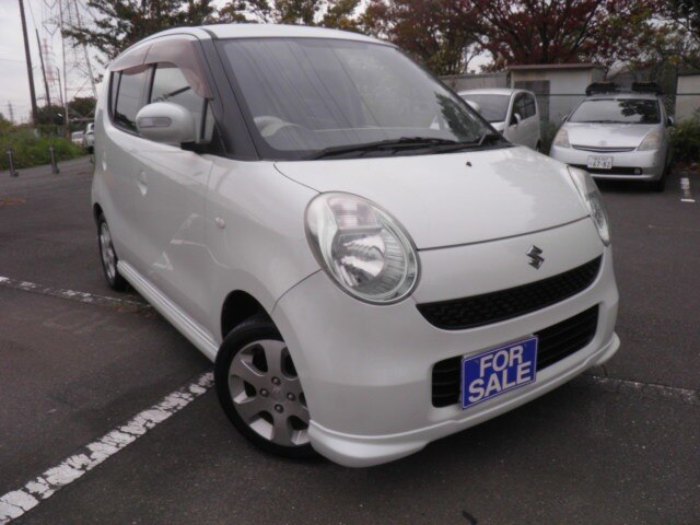 SUZUKI / MR Wagon (DBA-MF22S)