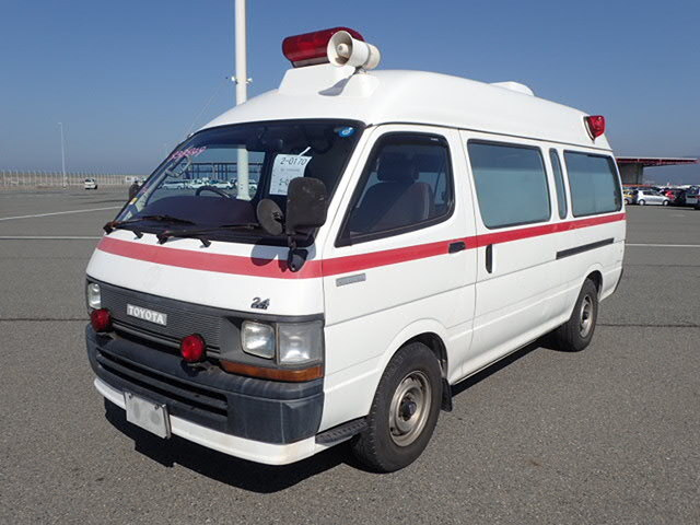 TOYOTA / Hiace Commuter (T-RZH133S)