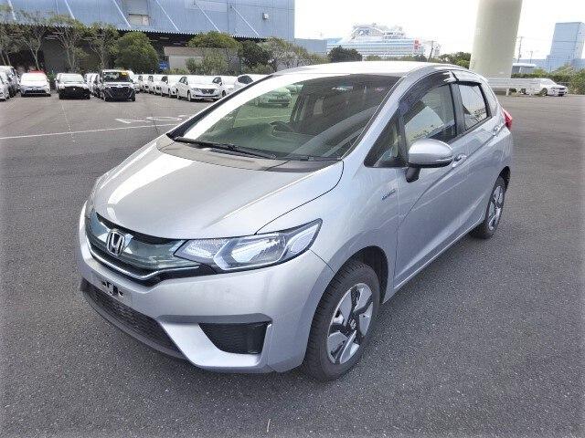 HONDA / Fit Hybrid (DAA-GP6)