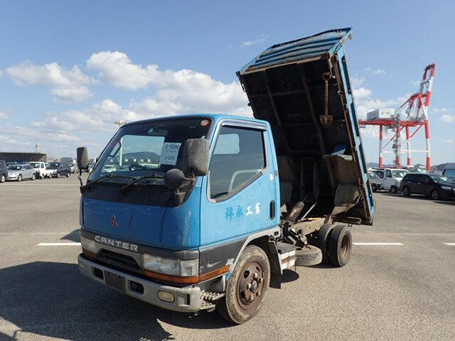 MITSUBISHI / Canter (KC-FE516BC)