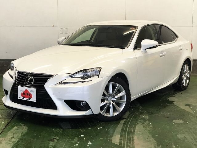 LEXUS / IS (DBA-GSE35)