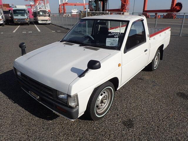 NISSAN / Datsun Truck (T-D21)
