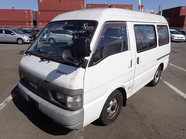 MAZDA / Bongo Van (KB-SS28V)