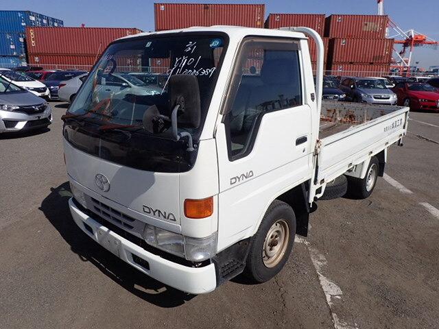 TOYOTA / Dyna Truck (GB-YY101)