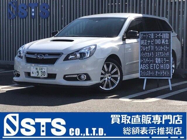 SUBARU / Legacy Touring Wagon (DBA-BRG)