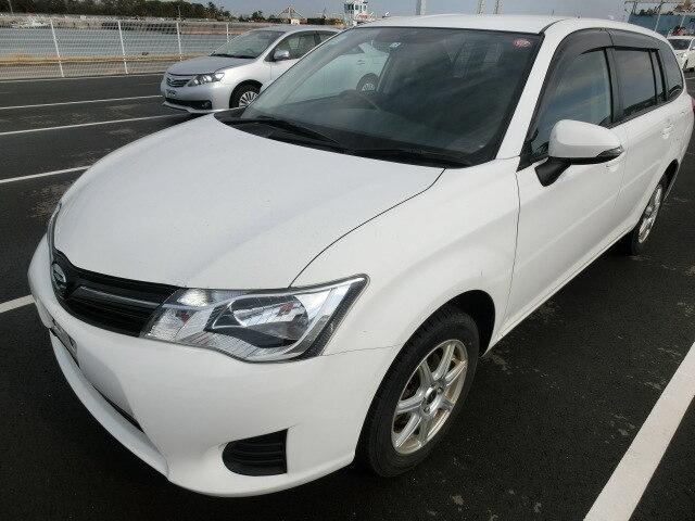 TOYOTA / Corolla Fielder/ (DBA-NZE164G)