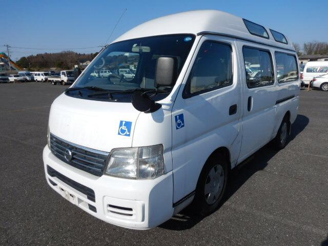 NISSAN / Caravan Bus (LC-DQGE25)