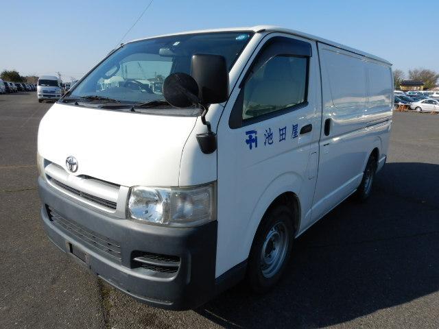 TOYOTA / Hiace Van (CBF-TRH200V)