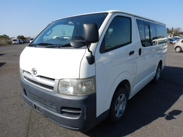 TOYOTA / Regiusace Van (KR-KDH200V)