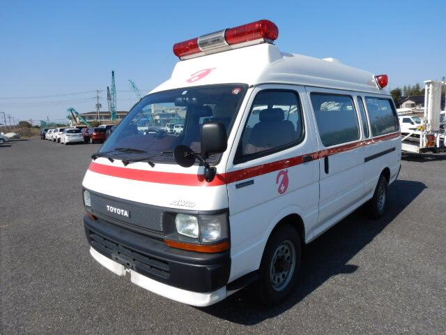 TOYOTA / Hiace Commuter/ (U-LH129S)