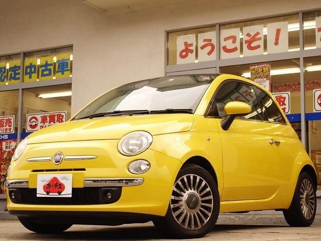 Fiat / 500 (ABA-31214)