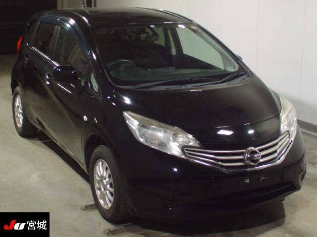 NISSAN / Note/ (DBA-NE12)