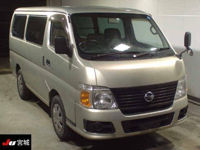 NISSAN / Caravan Van/ (ADF-VWME25)