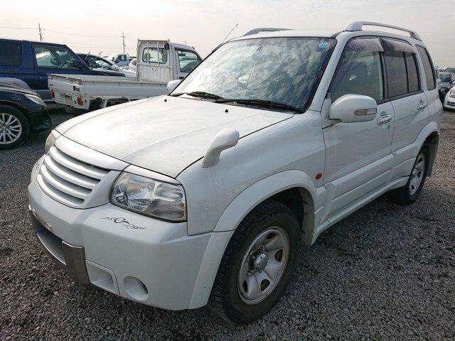 SUZUKI / Escudo (LA-TL52W)