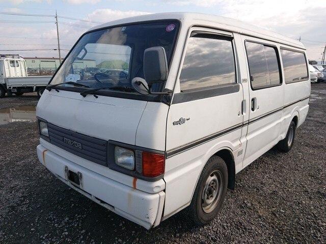 MAZDA / Bongo Brawny Van (GB-SREAV)