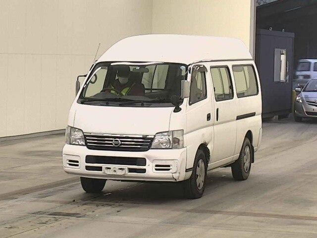 NISSAN / Caravan Van (KG-DWGE25)