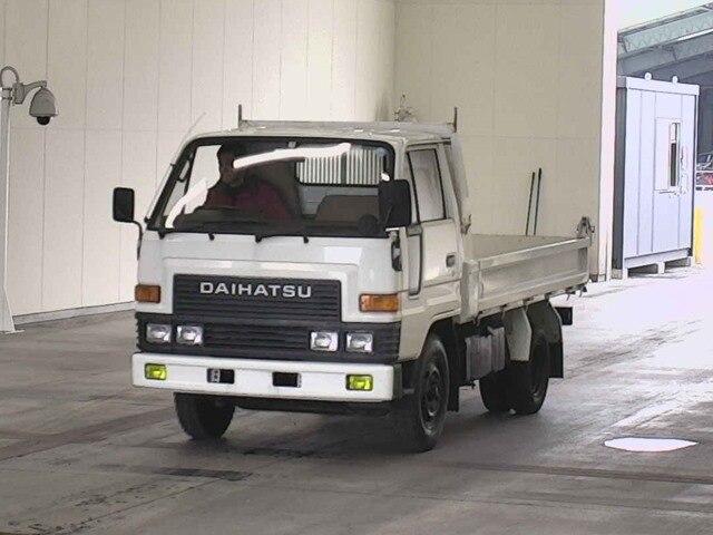 DAIHATSU / Delta Truck (N-V98D)