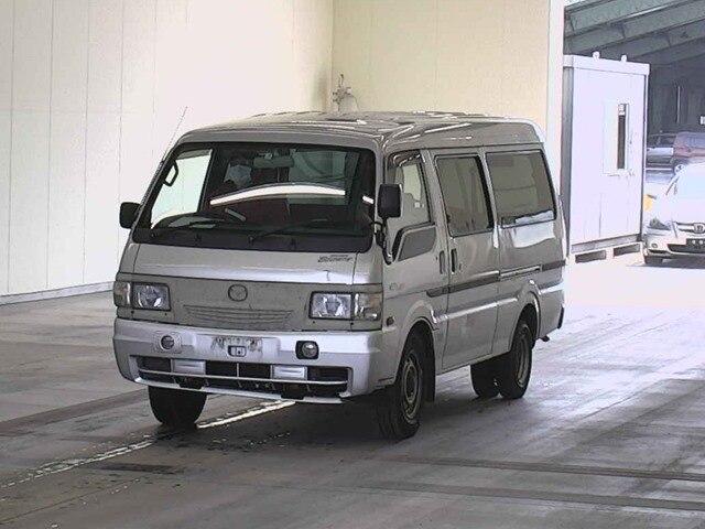MAZDA / Bongo Brawny Van (ADF-SKF6V)