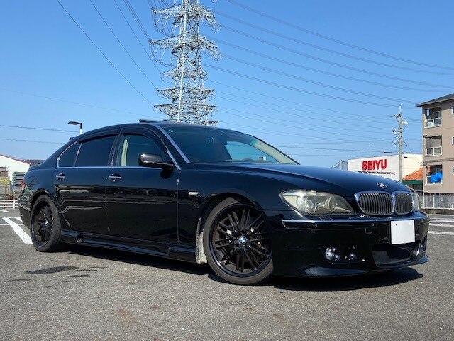 BMW / 7 Series (ABA-HN48)