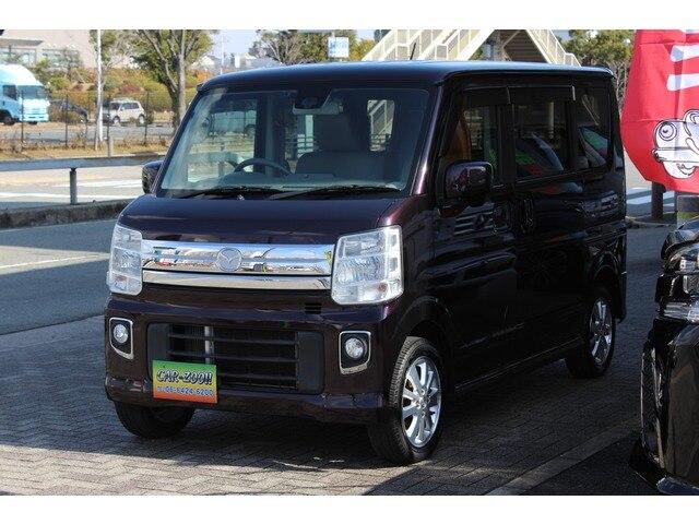 MAZDA / Scrum Wagon (ABA-DG17W)