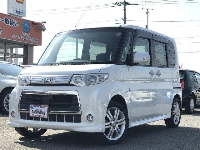 DAIHATSU / Tanto Custom (CBA-L375S)