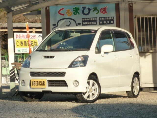 SUZUKI / MR Wagon/ (TA-MF21S)