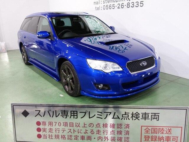SUBARU / Legacy Touring Wagon/ (CBA-BP5)