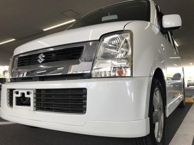 SUZUKI / Wagon R (UA-MH21S)