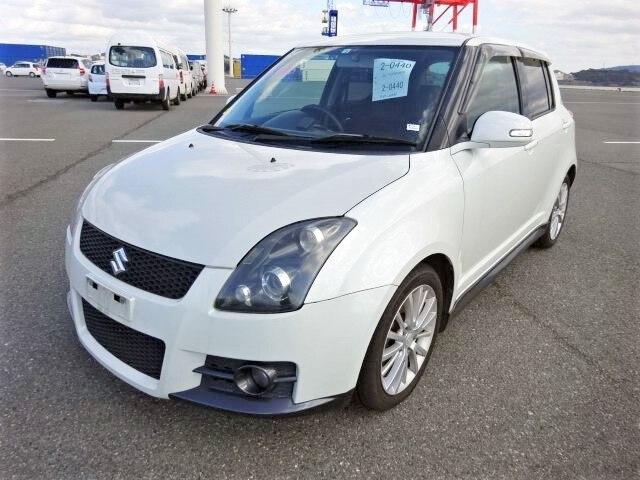 SUZUKI / Swift (CBA-ZC31S)