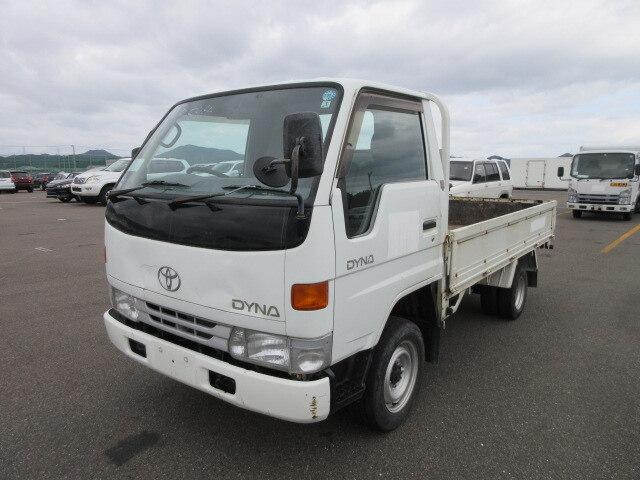 TOYOTA Dyna Truck;