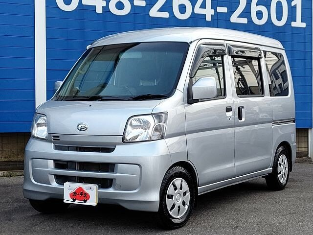 DAIHATSU / Hijet Cargo/ (EBD-S321V)