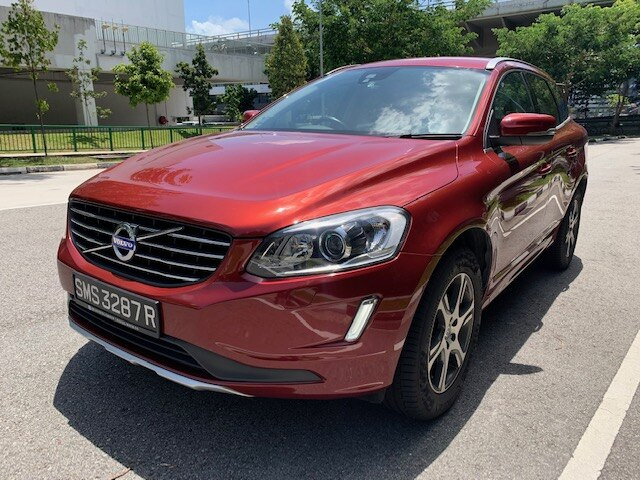 VOLVO / XC60 (T5-TURBO)
