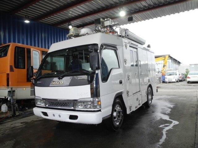 ISUZU / Elf Truck/ (KR-NPR72LR)