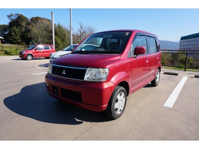 MITSUBISHI / eK Wagon (LA-H81W)