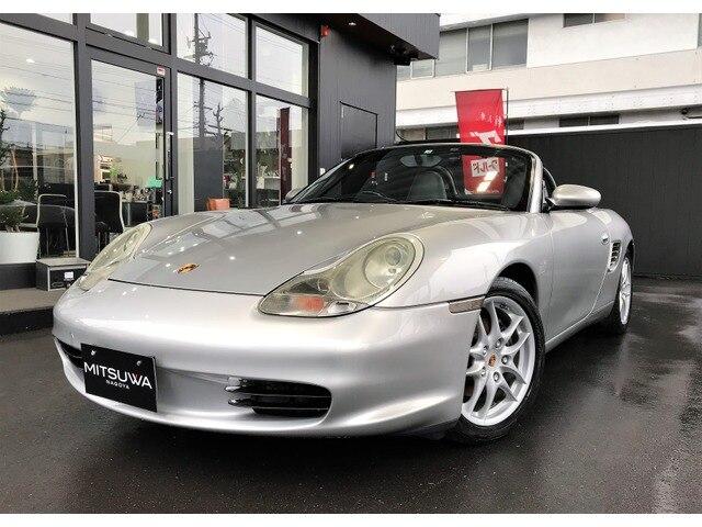 Porsche Boxster;