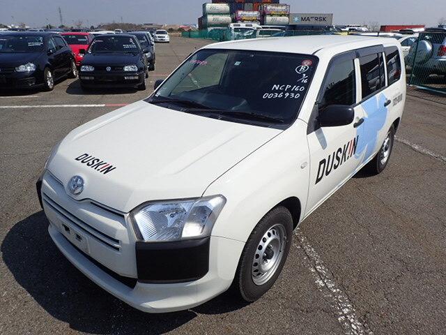 TOYOTA / Probox Van (DBE-NCP160V)