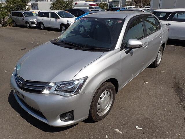 TOYOTA / Corolla Axio (DBA-NZE164)