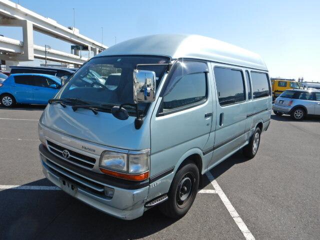 TOYOTA / Hiace Van (TC-TRH122K)