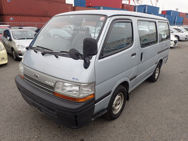 TOYOTA / Hiace Wagon (E-RZH100G)