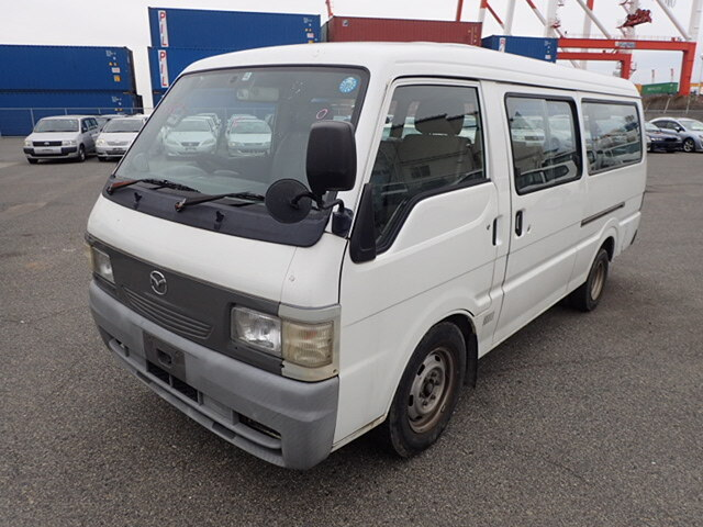 MAZDA / Bongo Brawny Van/ (KG-SK56V)
