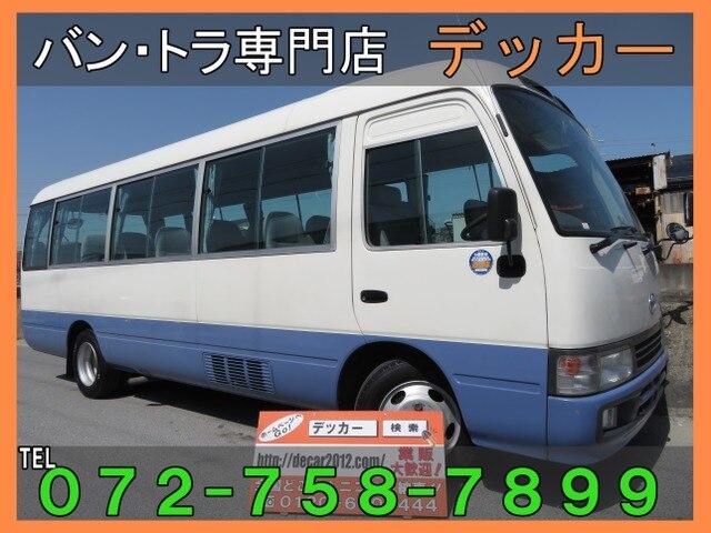 TOYOTA / Coaster (KK-HZB50)
